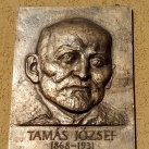 Tamás József dombormű