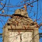 I. világháborús emlékoszlop