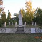 Az 5. lovas tüzérezred emlékműve