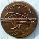 Tiszavirág híd - 2010