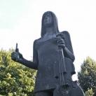 Hegedűs lány