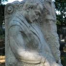 Moll Elemér műépítész síremléke