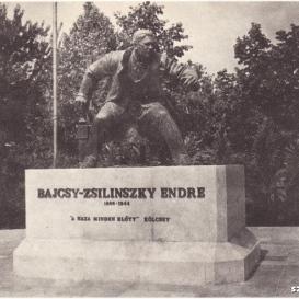 Bajcsy Zsilinszky Endre Szobra