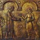 """Szent Anna Joachimmal az """"Aranykapuban"""""""