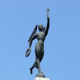 Magyar László emlékmű