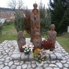 Fatimai Szűzanya és a pásztorgyerekek