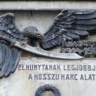 I. és II. világháborús emléktábla