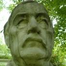 Iványi Grünwald Béla szobra