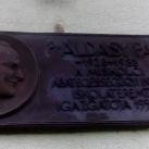 Dr. Áldásy Pál-emléktábla