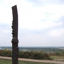 Őroszlop-szobor