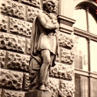 Lendvay Márton szobra