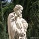 József a kis Jézussal a karján