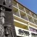 Hotel Nimród faplasztika