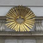 Felsővízivárosi Szent Anna-plébánia szobordíszei