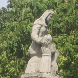 Szent Anna Máriával