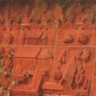 Leweldi karthauzi kolostor domborműve