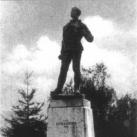 Kovács István szobra