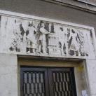 A Bolgárkertész utcai épületek díszei