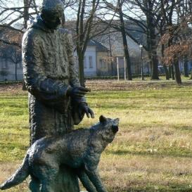 Szent Ferenc a farkassal