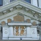 A Kultúrpalota épületdísze