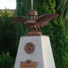 Pászty István emlékmű
