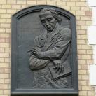 Verseghy Ferenc-emléktábla