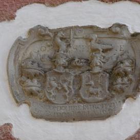 A Sibrik és a Nádasdy család címere