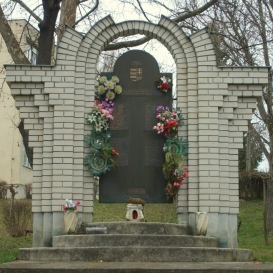 ll. világháborús emlékmű