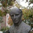 Kölcsey Ferenc mellszobra