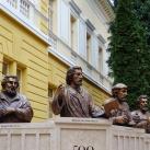 Somogyi reformátorok emlékműve