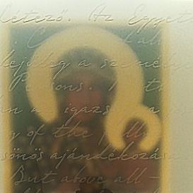 Szent II. János Pál kápolna üvegképei