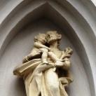 Szent József a kis Jézussal