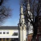 Immaculata Maria-oszlop