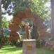 Móra Ferenc-emlékmű