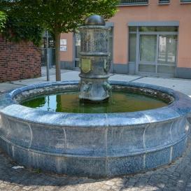Zsolnay-szökőkút