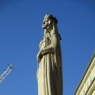 Szent Kinga-szobor