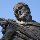 Nepomuki Szent János és Cortonai Szent Margit