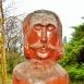 Nagysándor József szobra