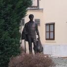Magyarországról elűzött németek emlékműve