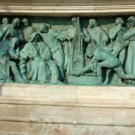 Mátyás király tudósai körében
