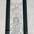 Szent János Plébánia templom sgraffitoi