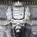A Budai Váralagút címerábrázolása