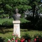 dr. Gál István mellszobra