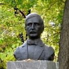 Jovan Dučić mellszobor