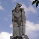 A  Zalaegerszegi m. kir. 6. honvéd huszárezred emlékműve