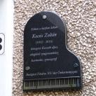 Kocsis Zoltán emléktáblája