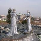 Kilátókő-szobor (Buda királyfi és Pest királykisasszony)