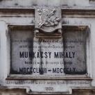 Munkácsy Mihály és az aradi rajziskola emlékére