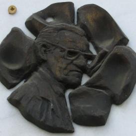 Mokos József-emléktábla