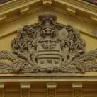 Püspöki Palota épületdísze V.